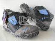 Celoroční kožená obuv SANTÉ MY 2443 Blue - v nabídce značky Befado ... a04fe463af
