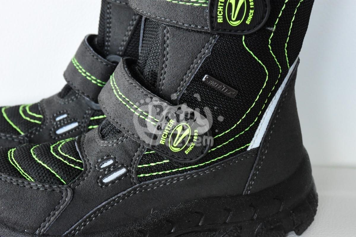 Zimní obuv Richter 7931-831-9902 černá - v nabídce značky Befado ... e91589513c