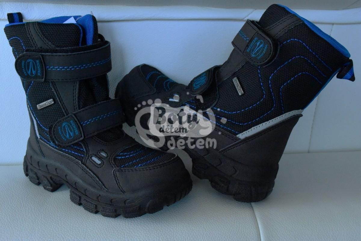 Zimní obuv Richter 7931-831-9903 modrá - v nabídce značky Befado ... 8dd27c7895