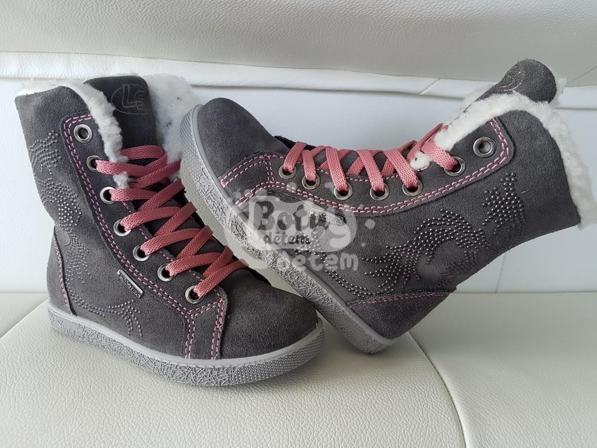 Zimní obuv s membránou SANTÉ IC 83658 Grigio - v nabídce značky ... c0378834f5