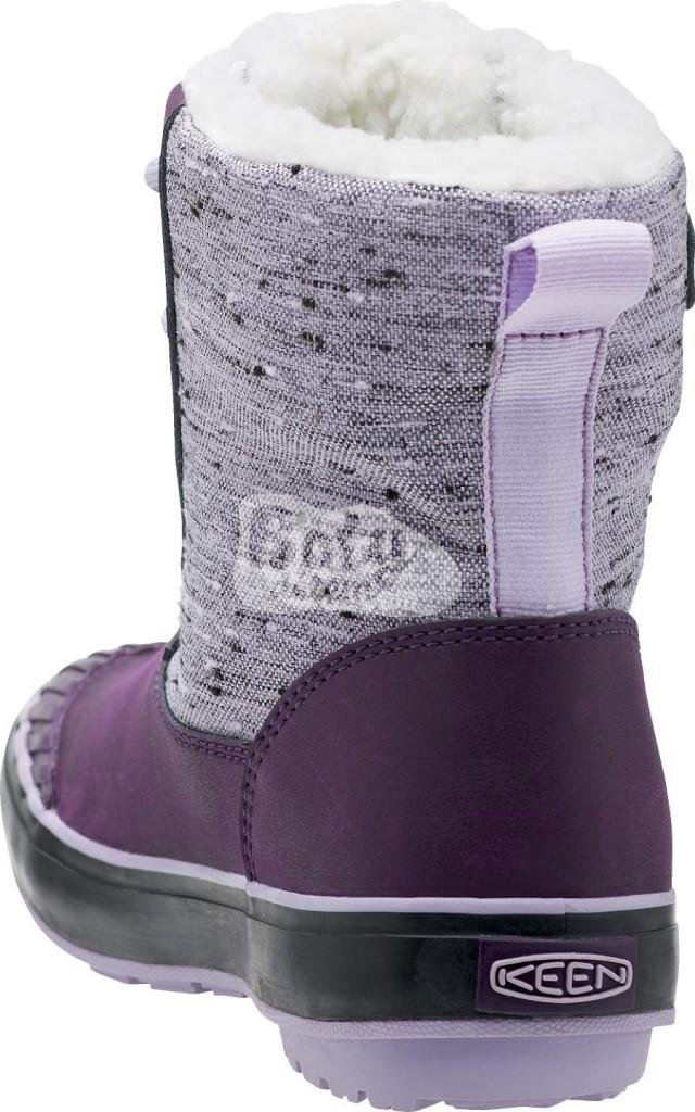 Boty KEEN Elsa Boot WP K plum pastel lilac - v nabídce značky Befado ... f65d38b0bb