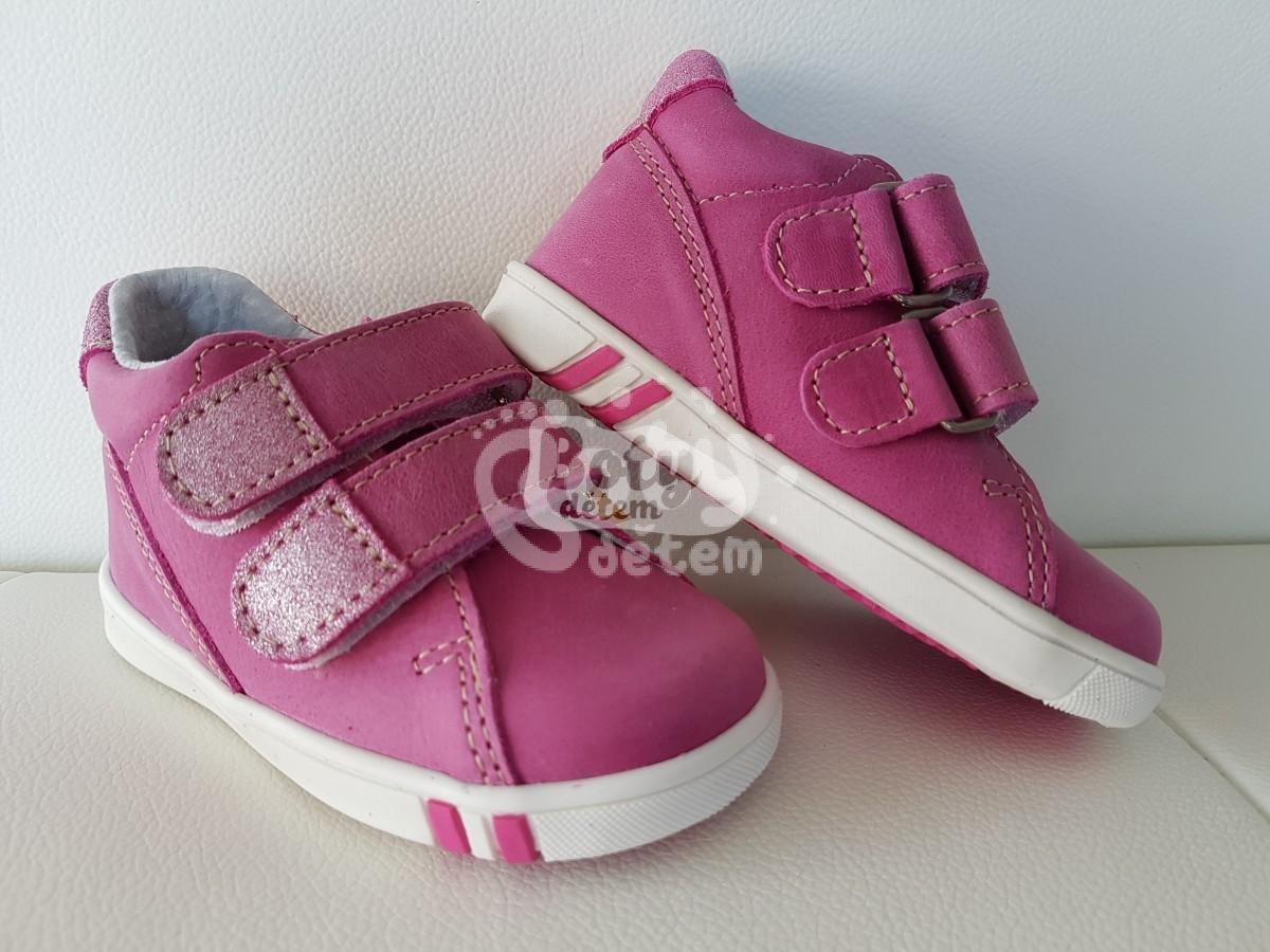 Jonap kožené boty 015 M růžová - v nabídce značky Befado-Demar ... 013f57f3ba