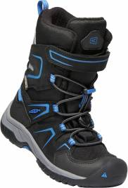 Boty KEEN Levo Winter WP K c-black/baleine blue