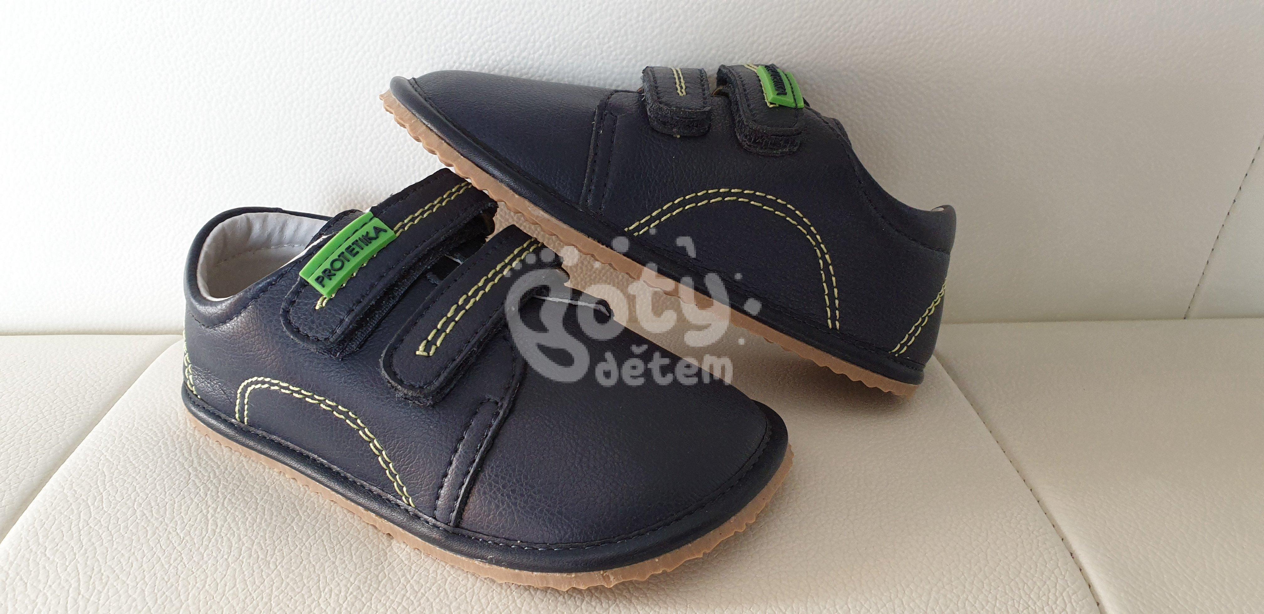 c3856a5c79d Protetika barefoot boty LAREDO navy - v nabídce značky Befado-Demar ...
