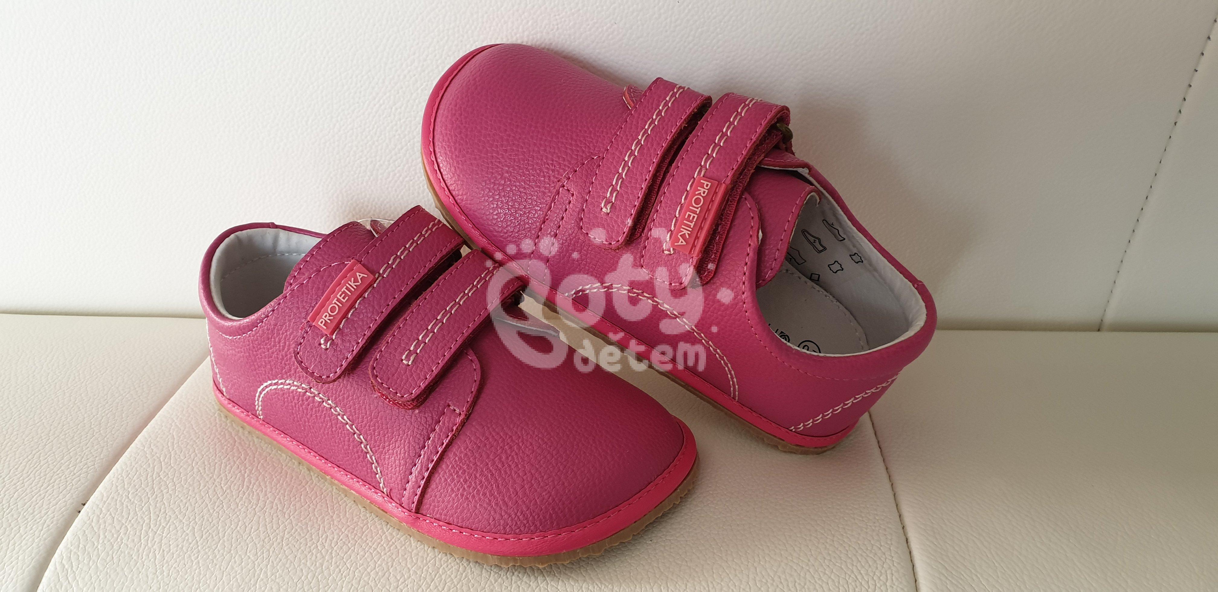 9bc108d503e Protetika barefoot boty LAREDO fuxia - v nabídce značky Befado-Demar ...