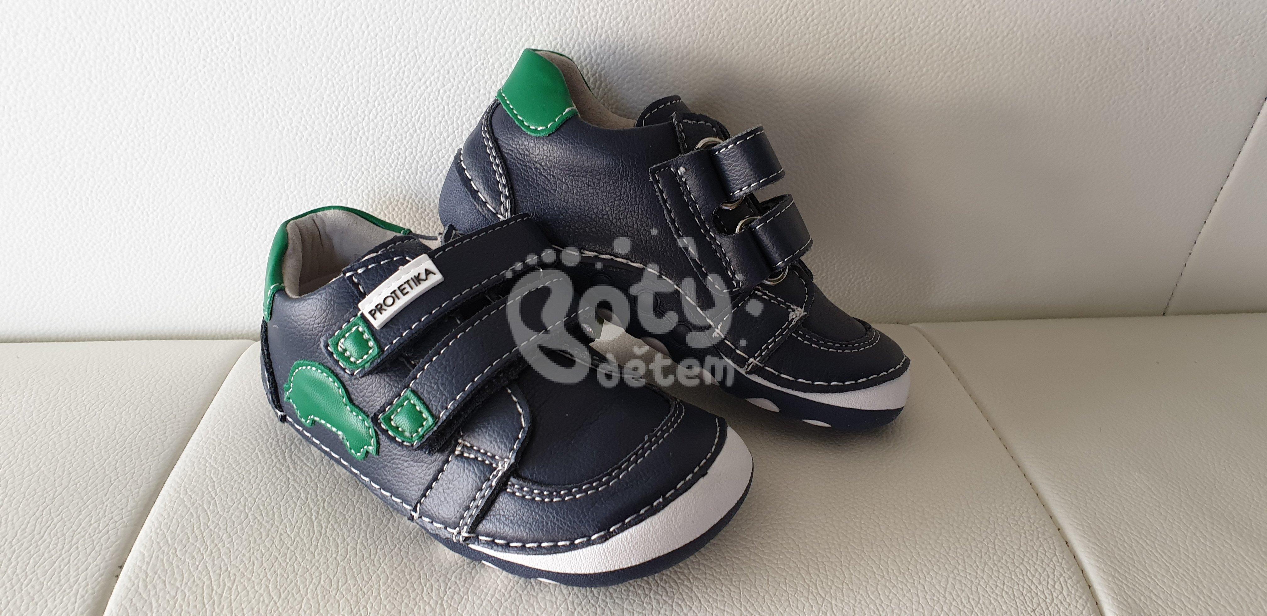 5ab5518e7e7 Protetika barefoot boty LEVIS green - v nabídce značky Befado-Demar ...