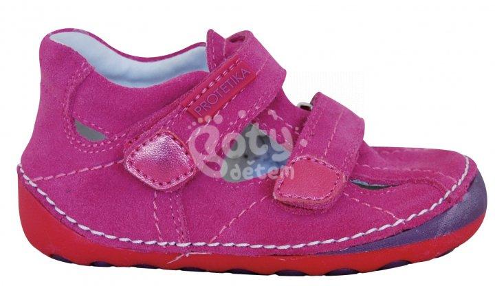 Protetika barefoot sandály MELA růžová - v nabídce značky Befado ... 3c2a04aacd