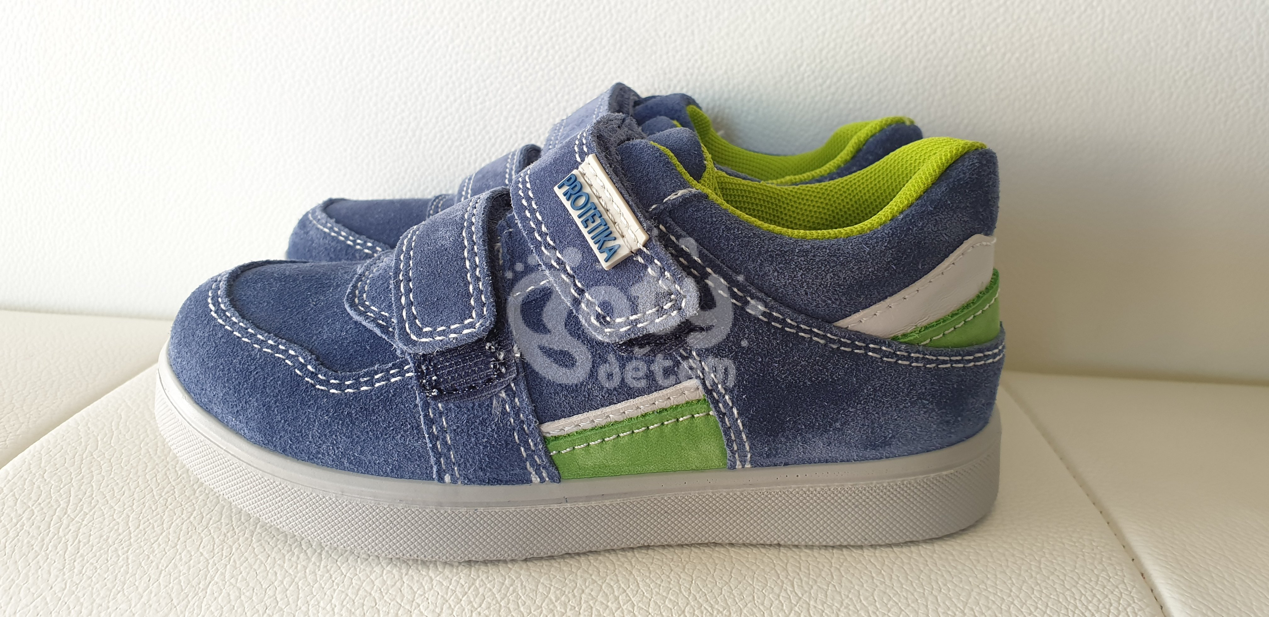 5ada7e2198b Protetika kožené boty s membránou LISBON - v nabídce značky Befado ...
