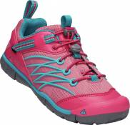 Boty KEEN Chandler CNX JR bright pink/lake green