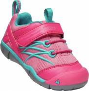 Boty KEEN Chandler CNX INF bright pink/lake green