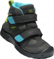 Boty KEEN Hikeport Mid Strap WP K c-magnet/greenery