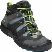 Boty KEEN Hikeport Mid WP JR c-magnet/greenery