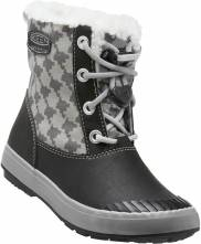 Boty KEEN Elsa Boot WP K black/houndstooth