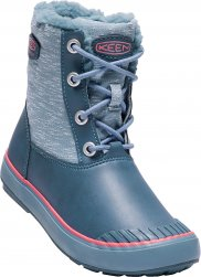 Boty KEEN Elsa Boot WP JR captains blue/sugar coral