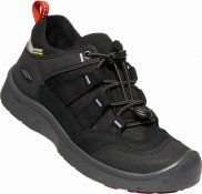 Boty KEEN Hikeport WP JR c-black/bright red