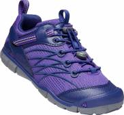 Boty KEEN Chandler CNX JR royal purple/blue depths