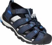 Sandály KEEN Newport Neo H2 Jr Blue Nights/Brilliant Blue