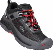 Boty KEEN Targhee Sport JR stell grey/red carpet
