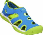Sandály KEEN Stingray JR brilliant blue/chartreuse